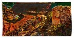 Sunrise Lipan Point Grand Canyon Beach Sheet