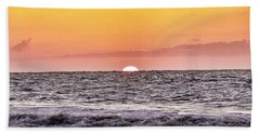 Sunrise Of The Mind Beach Towel