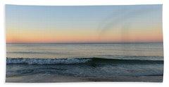 Beach Sheet featuring the photograph Sunrise On Alys Beach by Julia Wilcox