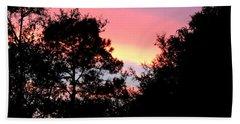 Sunrise Over Perry Beach Towel