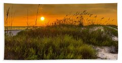 Sunset Dunes Beach Towel by Marvin Spates