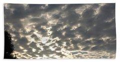 Sunset Landscape Xiii Beach Towel