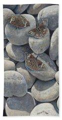 Sunshine And Butterflies Beach Sheet