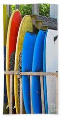 Surfer Dudes II Beach Sheet
