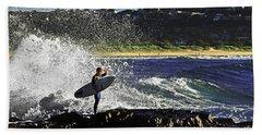 Surfer Beach Sheet