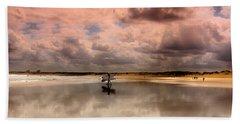 Surf Day Beach Towel by Edgar Laureano