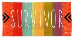 Survivor Beach Towel
