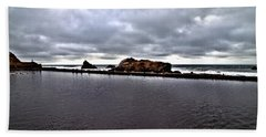 Sutro Baths Pool Beach Towel