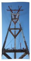 Sutro Tower San Francisco California 5d28079 Beach Towel