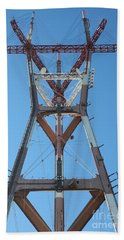 Sutro Tower San Francisco California 5d28081 Beach Towel