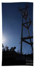 Sutro Tower San Francisco California 5d28082 Beach Towel