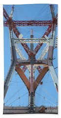 Sutro Tower San Francisco California 5d28085 Beach Towel