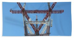 Sutro Tower San Francisco California 5d28086 Beach Towel