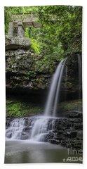 Suttons Gulch Waterfall Beach Sheet