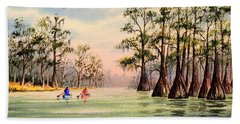 Suwannee River Beach Towel
