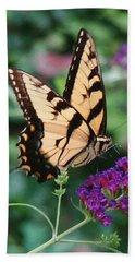 Swallowtail Butterfly 1 Beach Sheet