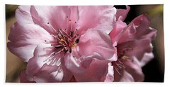 Sweet Blossoms Beach Towel