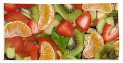 Sweet Yummies Beach Sheet by Janice Westerberg