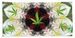 Sweetleaf Mandala Beach Sheet
