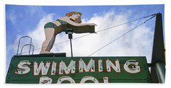 Swimming Pool Beach Sheet
