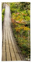 Swinging Bridge Beach Sheet
