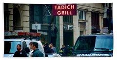 Tadich Grill Beach Towel