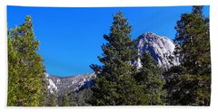 Tahquitz Rock - Lily Rock Beach Towel