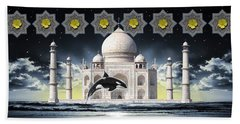 Taj Beach Towel