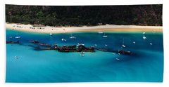Tangalooma Wrecks Beach Sheet