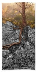 Taproot Beach Towel