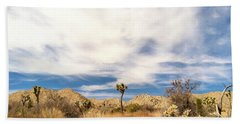 Joshua Beauty Beach Towel by Angela J Wright