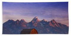 Teton Sunrise Beach Sheet