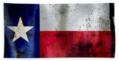 Texas Battle Flag Beach Towel