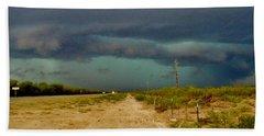 Texas Blue Thunder Beach Sheet