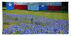 Texas Proud Beach Towel
