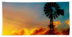 Texas Sunrise Beach Sheet
