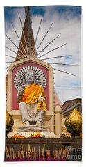 Thai Buddha Beach Towel