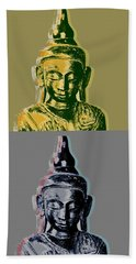 Thai Buddha Beach Towel