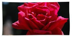 That Which We Call A Rose Beach Towel