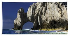 The Arch Cabo San Lucas Beach Towel