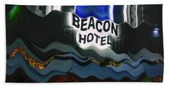 The Beacon Hotel Beach Towel