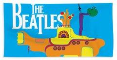 The Beatles No.11 Beach Towel