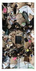 The Beauty Of Recycling Beach Sheet