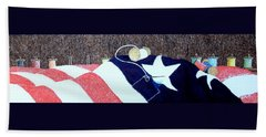 The Betsy Threads Beach Towel