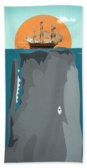 The Big Fish Beach Towel