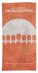 The Big Lebowski Beach Towel