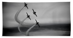 The Blades In Formation Sunderland Air Show 2014 Beach Sheet