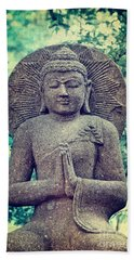 The Buddha Beach Towel