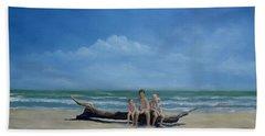 The Castaways Beach Towel