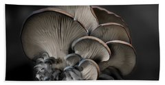 Painted Fungus Beach Towel